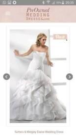 Sottero & Midgley Wedding Dress size 14