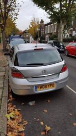 Excellent condition vauxhall astra 2008