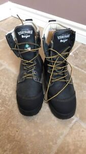 Royer Steel Toed Boots