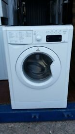 9kg 'Indesit' Digital Washing Machine - Excellent condition / Free local delivery and fitting