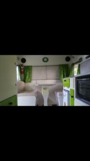 Customline Regal Vintage Retro Caravan