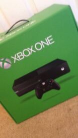 XBOX ONE FOR SALE EXCELLENT CONDITION