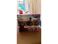 PlayStation 4 Slim 1TB Console - Includes Watch Dogs and Watch Dogs 2