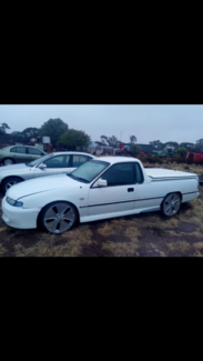 Vs v6 ute 1998 Wyalong Bland Area Preview