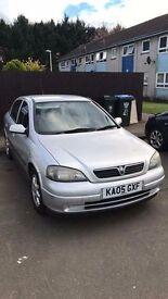 Vauxhall Astra 1.4 Petrol 90k miles