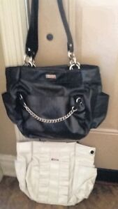 GENTLY USED MICHE PURSE WITH BRAND NEW SHELL & BARELY USED SHELL Cambridge Kitchener Area image 1