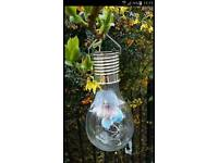 Solar fairy bulbs