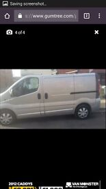 Vauxhall vivaro sportive silver low mileage engine fitted long mot