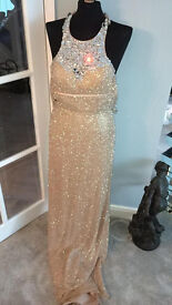 Sherri Hill Diamond Front Gown (Rachael Allen, Jovani, Sherri Hill, Molly Brown)