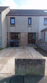 2.5 bed terraced house in quiet street, Banff