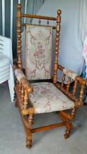 edwardian rocking chair Wallaroo Copper Coast Preview