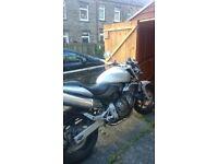 Motorbike Honda Hornet CB600F