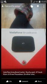 Vodafone Internet router