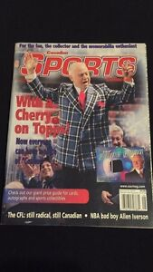 February 2001 Vol 11 No 5 Canadian Sports Collector magazine