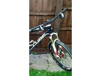 Swap for a crosser cube crosscounyry bike and 400 pound