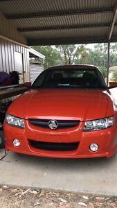 2007 Holden Commodore Ute Inverell Inverell Area Preview