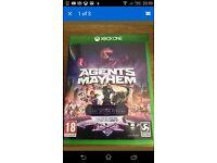 Xbox one agent of mayhem