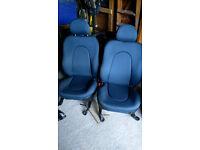 2006 FORD KA SEAT SET