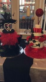 Cake shaped Towel bundle ideal present for your loved one or for a wedding