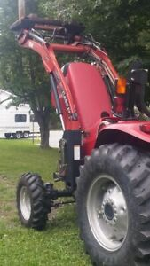 Tracteur case farmhall 55