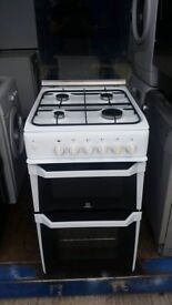 'Indesit' Gas Cooker - Excellent Condition / Free local delivery
