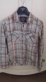 Superdry - Women's Lumberjack Twill Shirt