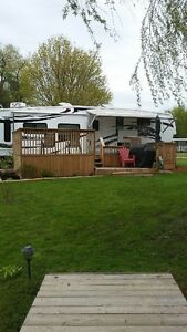 2009 Montana house trailer,  in beautiful park! With extras!