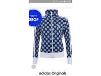 Adidas Orginals Womens Firebird Track Jacket NEW XS