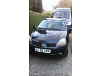 Renault Clio 1.2 2006 FOR SALE