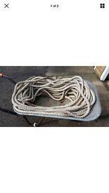 Mooring ropes 2 sets