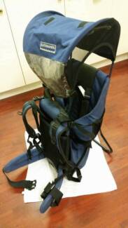 Kathmandu Baby Child Backpack Carrier - As new Paddington Brisbane North West Preview