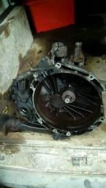 Ford transit mrk 6 fwd 5 speed gearbox