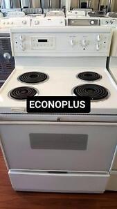 ECONOPLUS LIQUIDATION CUISINIERE FRIGIDAIRE SERPENTIN STANDARD 179.99$ TAXES INCLUSES