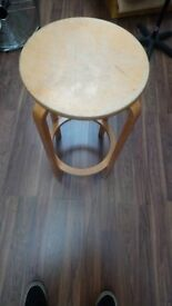 FREE TO COLLECT !!! Wooden Stool