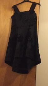 Black diphem dress BRAND NEW
