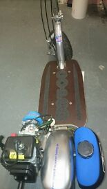 Goped scooter bigfoot 30.5cc new engine
