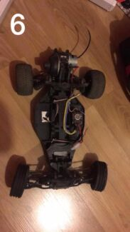 Rc4wd 1.9 wheels, gmade chassis, buggy