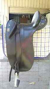 """FOR SALE:    The """"Overseer"""" stock saddle Tamborine Ipswich South Preview"""