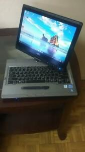 Touch Screen 8 gb Ram Fujitsu Lifebook Intel i5 Core 128 gb SSD Solid State cam Win 10 intel HD Graphics Gaming Laptop