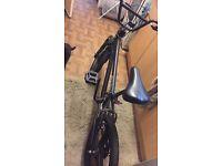 Black bike