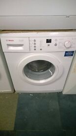 Bosch WAE28377GB 1400 Spin, 7kg Load Washing Machine - White