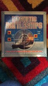BRAND NEW Magnetic battleships