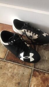 Size 4 soccer cleat