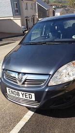 Vauxhall zafira elite 1.9 cdti