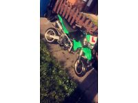 2016 road legal pitbike 125cc