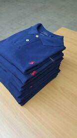 Ralph Lauren Polo Shirts (Short Sleeved)