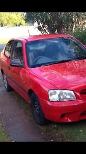 Hyundai Accent 02 East Maitland Maitland Area Preview