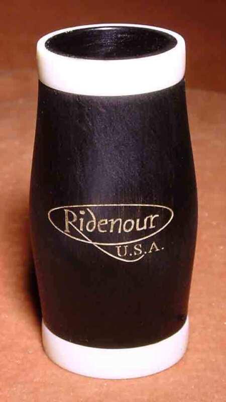 Ridenour Ivorlon Clarinet Barrel