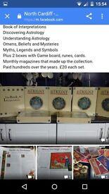 Hachette astrology magazines