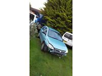 corsa breaking 2005 1.2 and 1.7dti